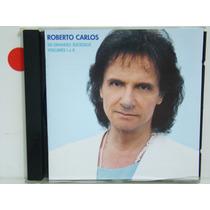 Cd - Roberto Carlos - 30 Grandes Suc. - Vol. 1 E 2 - Duplo