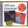 Cd Wilson Simonal Série 2 Lps Em 1 Cd - Novo Lacrado Raro