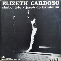 Lp Elizeth Cardoso Zimbo Trio Jacob Do Bandolim Vol 1 E 2