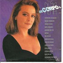 Cd - Corpo E Alma - Nacional - Novela Da Globo - 1992