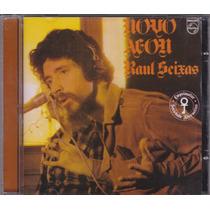 Raul Seixas - Cd Novo Aeon - Seminovo