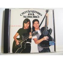 Chitãozinho & Xororó, Coração Do Brasil, 1994, Cd Original