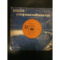 Compacto Roberto Carlos Discos Copacabana 1970