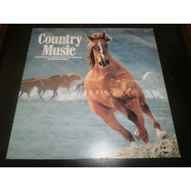 Lp The Midnight Rambiers - Country Music, Disco Vinil, 1989