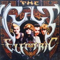Lp The Cult - Electric - Vinil Raro