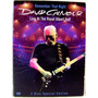 Dvd David Gilmour - Live At The Royal Albert Hall (duplo)