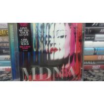 Cd - Madonna Mdna - Versão De Luxo Duplo - Produto Novo