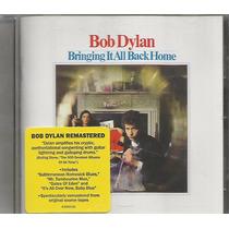 Cd - Bob Dylan - Bringing It All Back Home - Imp