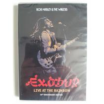 Dvd Bob Marley & The Wailers - Exodus Live At The Rainbow