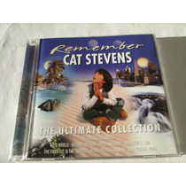 Cd Cat Stevens - Remember - The Ultimate Collection
