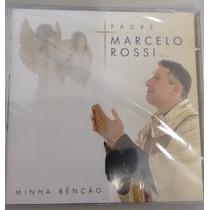 Cd Padre Marcelo Rossi Minha Benção (lacrado)