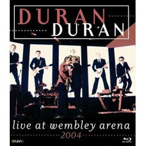 Blu-ray Duran Duran Live At Wembley (2004) Novo Lacrado