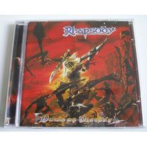 Rhapsody - Dawn Of Victory Cd Importado