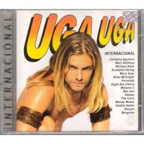 Cd - Novela - Uga Uga Internacional- Trilha Sonora Original