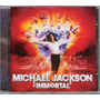 Cd Michael Jackson Immortal