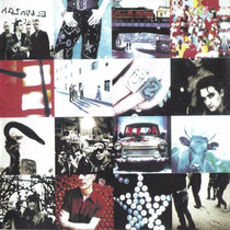 Cd U2 Achtung Baby Novo Original Lacrado