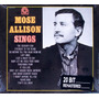 Cd Alemão- Mose Allison - Sings The 7th Son - Novo, Lacrado
