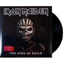 Lp Vinil Iron Maiden The Book Of Souls Triplo Novo Lacrado