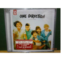 One Direction Up All Night Cd Original Novo Lacrado