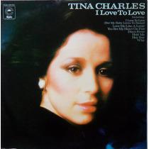 Lp Tina Charles I Love To Love/1976/bom Estado
