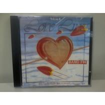 Cd Coletânea Love Line Vol. 04 - Melodia Black -frete Grátis