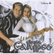 Cd Banda Calypso Vol6 Original + Frete Grátis