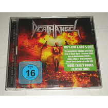 Death Angel - Sonic German Beatdown Live In Germany - Cd+dvd