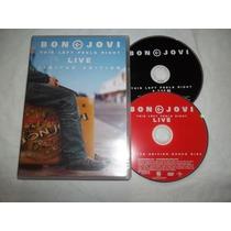 * Dvd - Bon Jovi - Rock Classico