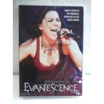 Evanescence-live In Germany 2003 - Dvd Original Impecável
