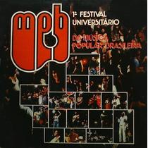 Mpb - 1º. Festival Universitário P. 1979 - Original Lp