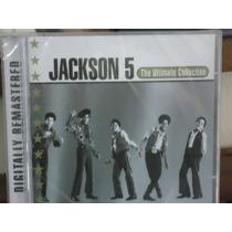 Jackson Five-the Ultimate Collection-novo,original, Lacrado!