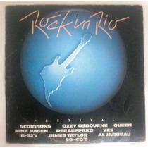 Lp Rock In Rio - Internacional (1984)