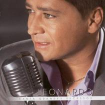 Cd De Leonardo Canta Grandes Sucessos Volume 01 Lacrado