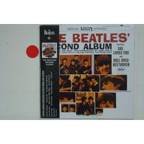 Cd - Beatles - Second Album - Digipack - Novo