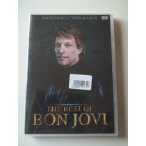 Bon Jovi - Dvd The Best Of... - 17 Videoclipes - Lacrado!!!!