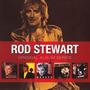 Box 5 Cds Rod Stewart Original Album Classics (2010) - Novo