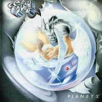 Cd - Eloy - Planets - Bonus - Novo