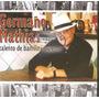 Cd - Germano Mathias - Talento De Bamba