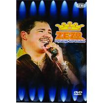 Dvd Zezo O Príncipe Dos Teclados (dvd Original E Lacrado)
