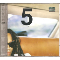 Cd Lenny Kravitz - 5 +2 Bonus Track- Funk Rock Soul R&b Hard