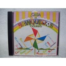 Casa De Brinquedos Toquinho Cd Original