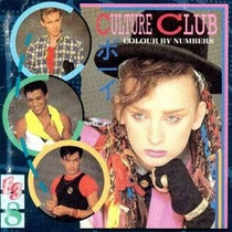 Culture Club Lp Colour By Numbers