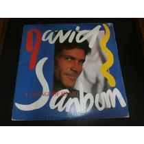 Lp David Sanborn - A Change Of Heart, Vinil C/ Encarte, 1987