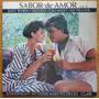 Sabor De Amor Vol 4 Lp Nacional Usado Vários Artistas 1992