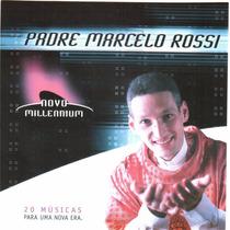 Cd Padre Marcelo Rossi Novo Millenium Original + Frete Gráti
