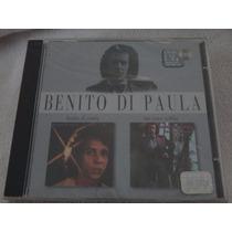 Cd Benito Di Paula - Benito Di Paula/um Novo Samba Novo