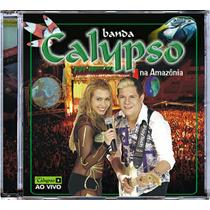 Cd Banda Calypso Amazonia Lacrado Frete Gratis
