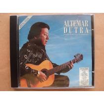 Altemar Dutra- Cd Nunca Mais Vou Te Esquecer- 1992 Semi Novo