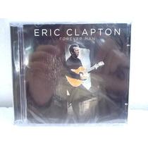 Eric Clapton Forever Man Cd Duplo Original Novo Lacrado