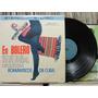 Orquestra Romanticos De Cuba En Bolero Lp Musidisc Estéreo